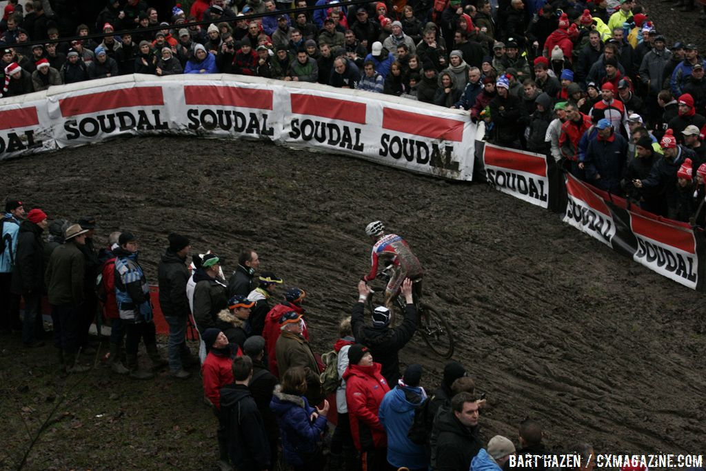 Kevin Pauwels dominated the race © Bart Hazen