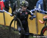 Arley Kemmerer (C3-Twenty20 Cycling) finished 13th for the day. © Bart Hazen / Cyclocross Magazine