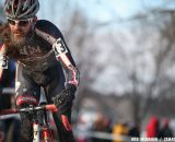 Dan Timmerman came out of hiding this season and returned right where he left off. 2013 Cyclocross National Championships.© Meg McMahon