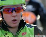Kaitlin Antonneau (Cannondale p/b CyclocrossWorld) focused on trying to improve on her 2nd place in 2012.  © Focal Flame Photography