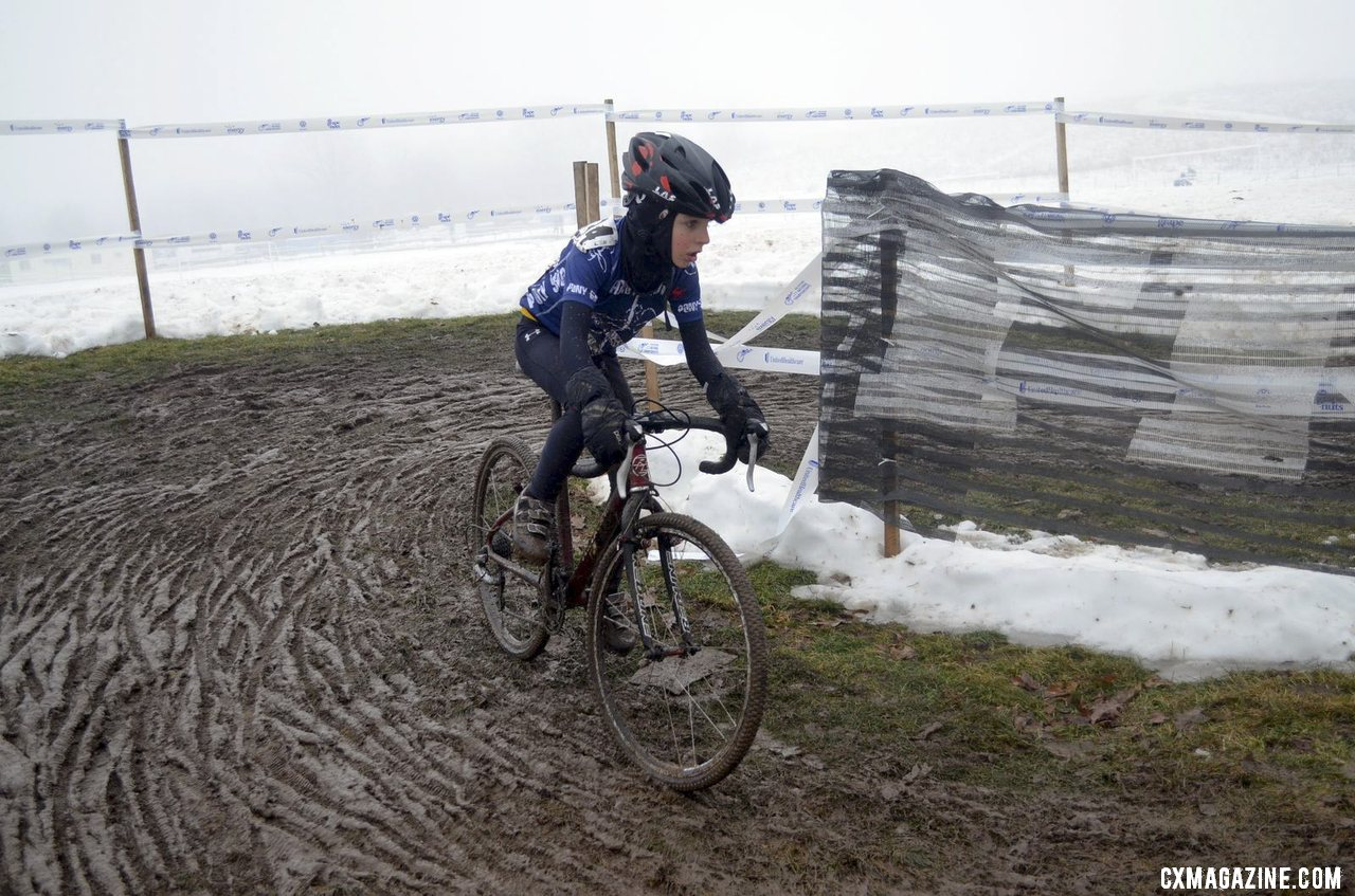 These junior women racers are the future of our sport. © Cyclocross Magazine