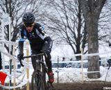 Shriver alone for the win. Masters 30-34. 2013 Cyclocross National Championships. © Cyclocross Magazine