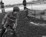 Brian Wilchowski, defending champ, would finish 5th. Masters 35-39, 2013 Cyclocross Nationals.© Cyclocross Magazine
