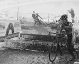 Fog, mud, ice, snow, crashes. Epic, if we can use that overused word.  © Cyclocross Magazine