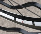 Mercury Cycling S3 carbon tubular rims are 30mm deep and 25mm wide, and form a 1368g tubular wheelset for $1549. © Cyclocross Magazine
