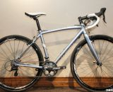 Raleigh 2013 $1100 RX Women's Cross Bike gives women an affordable way to try cyclocross. © Cyclocross Magazine