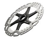 Shimano's 2013 Saint Mountain Bike Ice Tech Rotors. ©Shimano