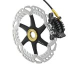 Ice Tech hydraulic brakes - Shimano's new 2013 Zee Gravity Component Group. ©Shimano