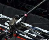 SRAM Red 22 2014 Felt F2X at Sea Otter 2013. © Cyclocross Magazine