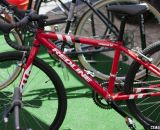 Redline returns with its Conquest 24, and the Conquest 20 will make a comeback for 2014. © Cyclocross Magazine
