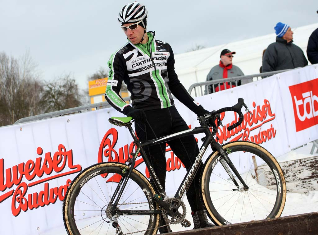 Jeremy Powers, international man of cyclocross ? Bart Hazen