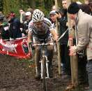 Albert heads for the bell lap. ? Dan Seaton