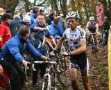 Bike changes were commonplace in the muddy conditions. ? Dan Seaton