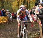 Stybar would hold the lead early in the race, but finish third. ? Dan Seaton