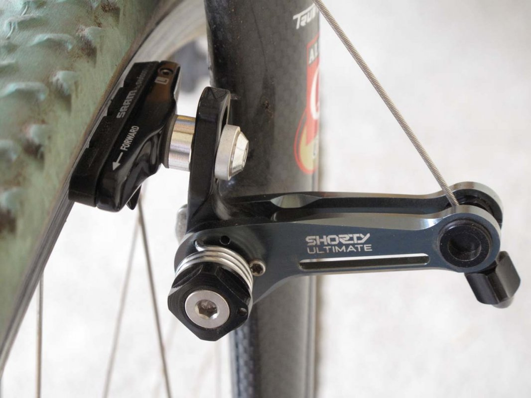 New Product Spotlight And Review Avid Shorty Ultimate Cantilever