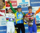 Women's podium. © Bart Hazen