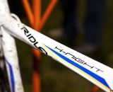 Bart Wellens' Ridley X-Night cyclocross bike as ridden during his 2011 U.S. campaign. © Cyclocross Magazine