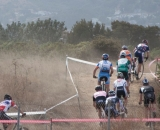 A dry, dusty, bumpy challenging course made for tough racing. © Cyclocross Magazine