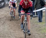 The masters women's series leader. © Tim Westmore