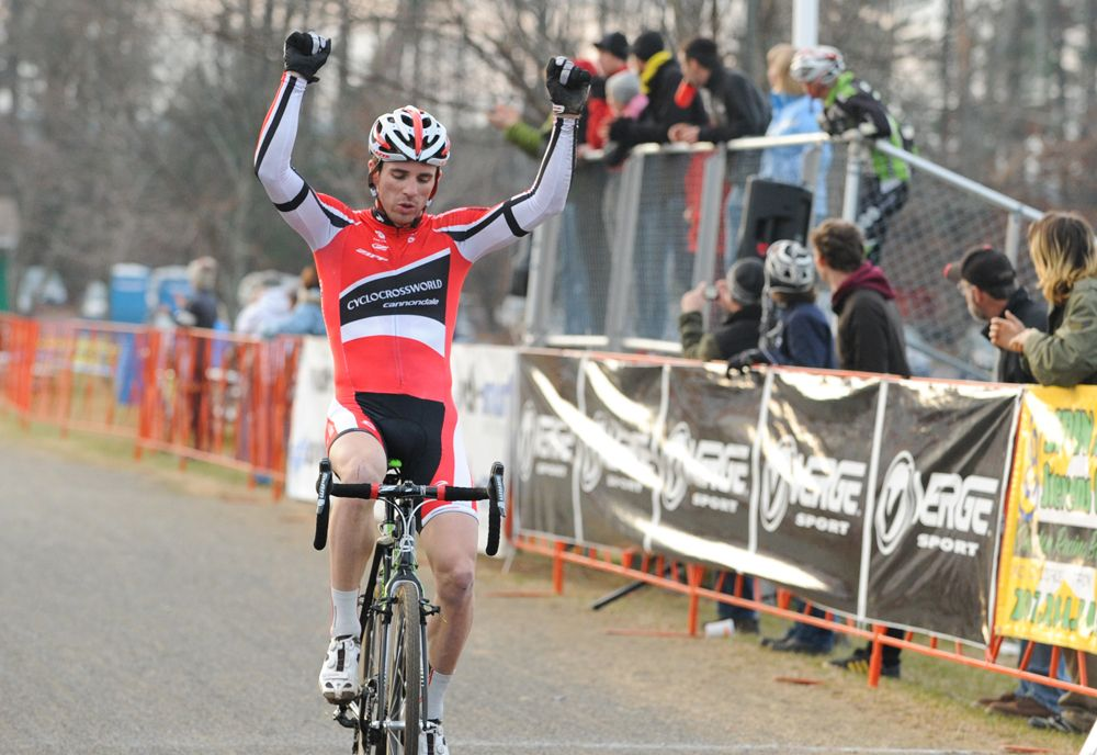 McNicholas gets the monkey off his back with a UCI win © Natalia Boltukhova | Pedal Power Photography | 2011