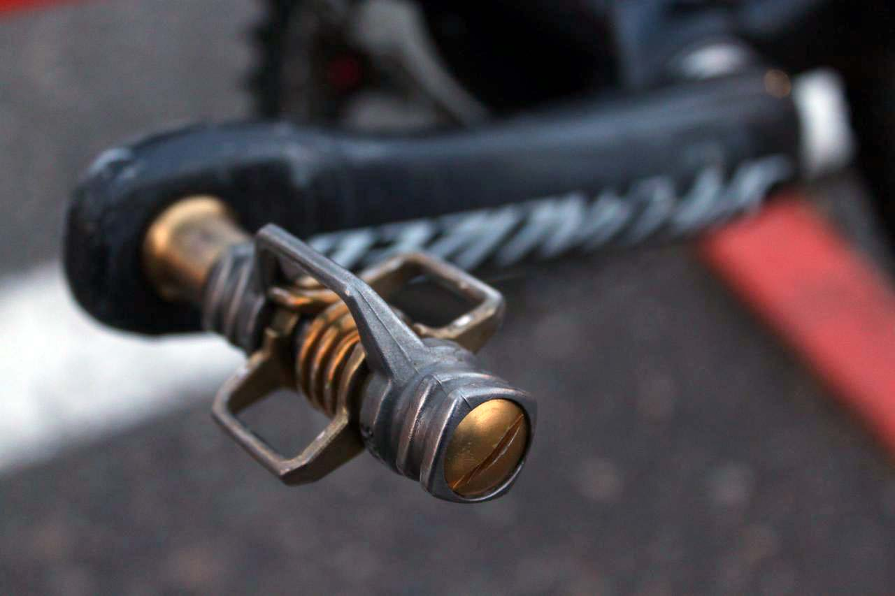 Wells pedals with Crank Brothers Eggbeater 4ti pedals. ? Cyclocross Magazine
