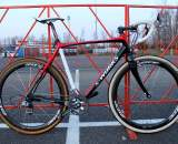 Todd Wells' Specialized S-Works Tricross Carbon. ? Cyclocross Magazine