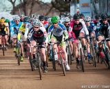 The start of the Men's 30-34 race at National Championships 2014. © Mike Albright