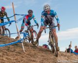 Brad Cole in the Men's 30-34 race at National Championships 2014. © Mike Albright