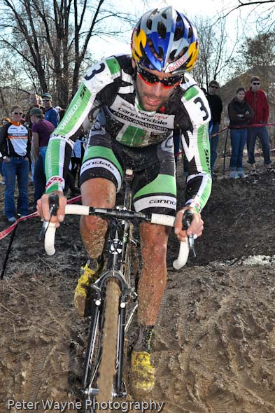 Mud? A Tim Johnson course, right? ? Peter Wayne