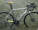 Boardman Bikes' $3600 CXR 9.2 cyclocross bike with SRAM Force. © Cyclocross Magazine