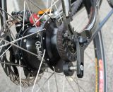14 internal gears plus disc brakes make this a go-anywhere rig. ©Cyclocross Magazine