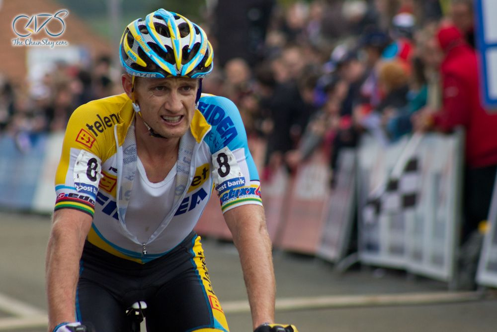 GP Mario de Clercq © Gregg Germer