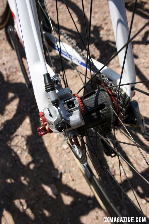The Kapplus rear hub has a 1.5 degree engagement meaning 240 point drive mechanism - quite \