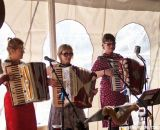 The Squeezettes rocked the Beer Tent.  ©Brian Nelson