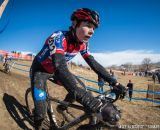 Max Ritzow in the 13-14 race at 2014 USA Cycling National Championships. © Mike Albright