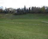 """A shot of the tricky initials section of the course: """"ZMS"""" © Norm Thibault"""