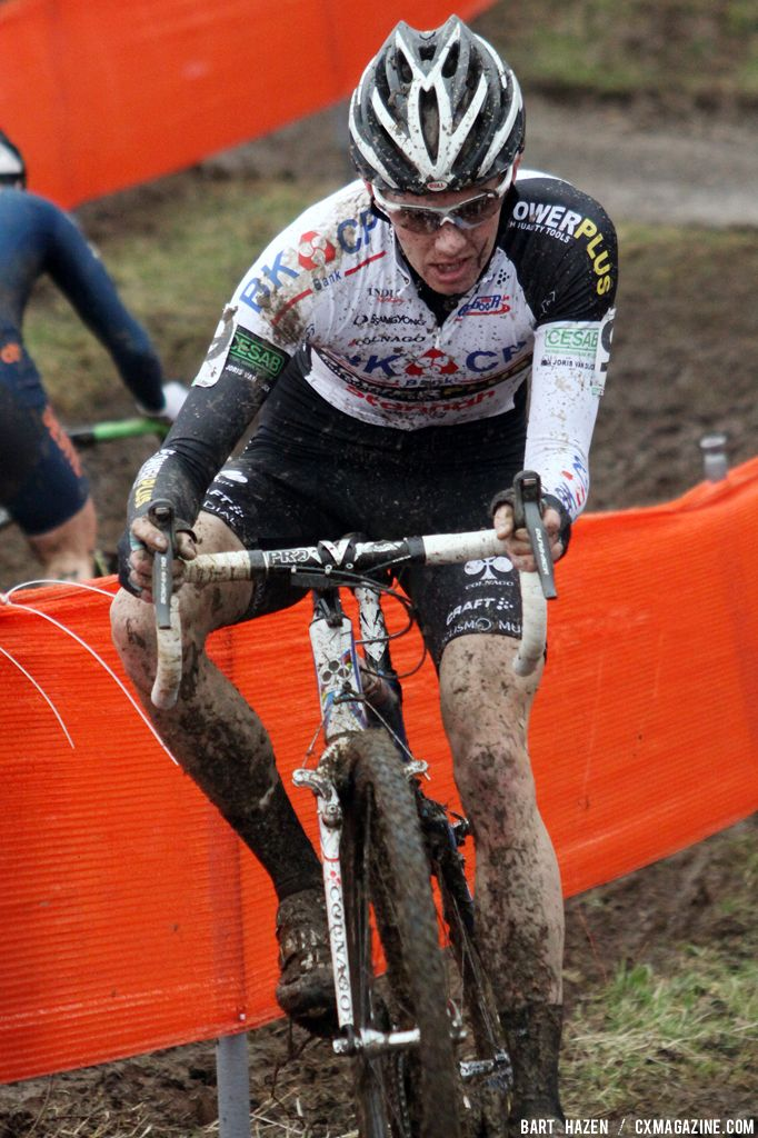 at Cauberg Cyclocross. © Bart HazenDiether Vanthourenhout