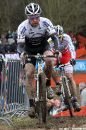Jonathan Page at Cauberg Cyclocross. © Bart Hazen