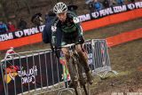 Laurens Sweeck at Cauberg Cyclocross. © Bart Hazen