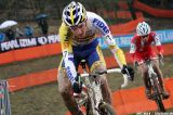Micki van Empel at Cauberg Cyclocross. © Bart Hazen