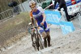 Emiel Dolfsma at Cauberg Cyclocross. © Bart Hazen