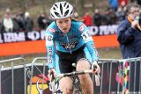 Gabby Day at Cauberg Cyclocross. © Bart Hazen