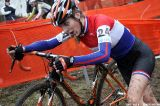 Yara Kastelein at Cauberg Cyclocross. © Bart Hazen