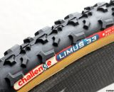 Challenge Limus Cyclocross Tubular Tire comes in a 300tpi casing, 700x33c width. We measured 32.5c. © Cyclocross Magazine