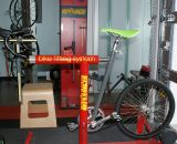 The fit machine at Cascade Bicycle Studios ©Kenton Berg