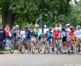 The men lining up.  © Cyclocross Magazine