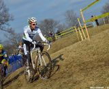 Nels out in front at Cincinnati Kings International Cyclocross. © Cyclocross Magazine