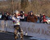 Niels takes the win at Cincinnati Kings International Cyclocross. © Cyclocross Magazine