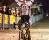 Compton takes the win at Kings CX After Dark.