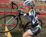Local Heather Irmiger had a good day of racing. © P Guerra